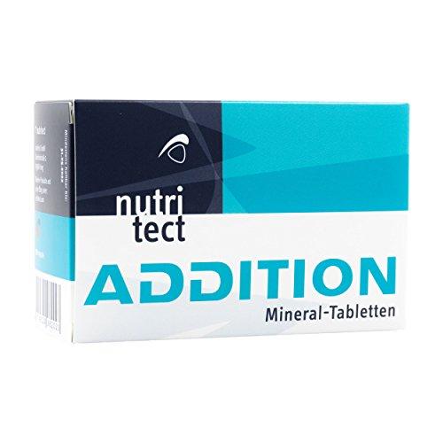 nutritect ADDITION Mineral-Tabletten - Elektrolyte zum Ausgleich deiner...