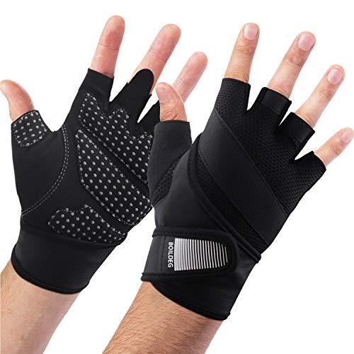 boildeg Fitness Handschuhe Trainingshandschuhe,Leicht Gewichtheben Ideal zum...