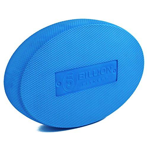 5BILLION Balance Pad - Oval - Übungspad & Schaum Balance Trainer - Wobble Kissen...