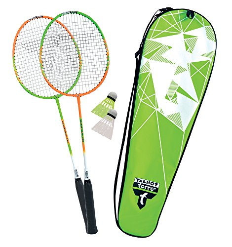 Talbot Torro Unisex Talbot Torro Badminton-set 2-attacker im Thermobag (2017), 449502...