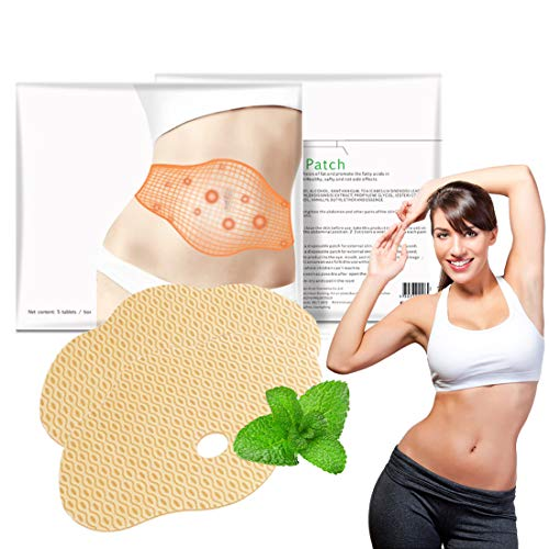10Pcs Slim Patch, Belly Fat Burner, Tighten Slimming Wonder Patch, All Natural...