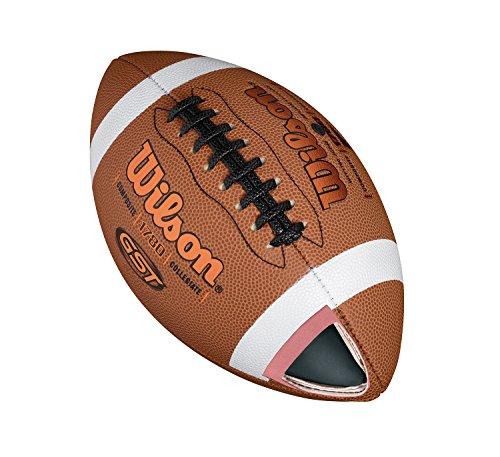 Wilson American Football, Freizeitspieler, Offizielle Größe, GST OFFICIAL...