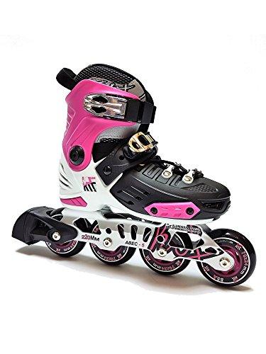 KRF The New Urban Concept Damen Freeskate First Inline Skates - Verstellbare...