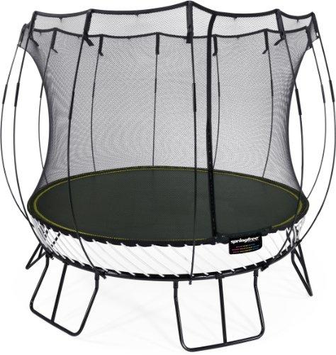 Springfree Trampolin R79 - Medium Round Ø 300 cm Reine Sprungfläche (entspricht...