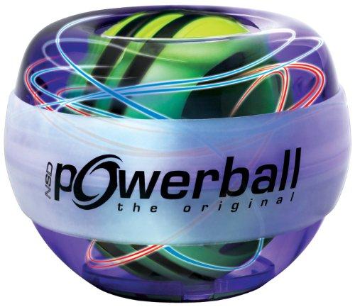 Kernpower Hand- und Armtrainer Powerball The Original Multi-Light - mit patentiertem...
