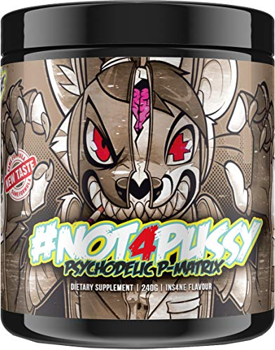 BPS Pharma - Not4Pussy Focus Booster Pre-Workout Bodybuilding Fitness Training 240g...