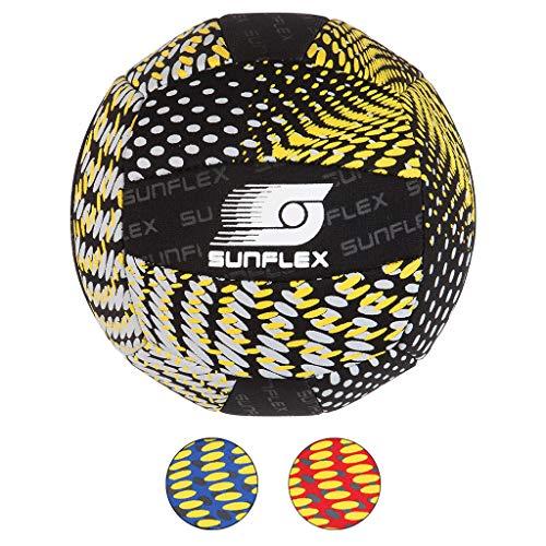 Sunflex Neopren Zubehör Beach und Funball Splash Größe 5 in schwarz | Volleyball...