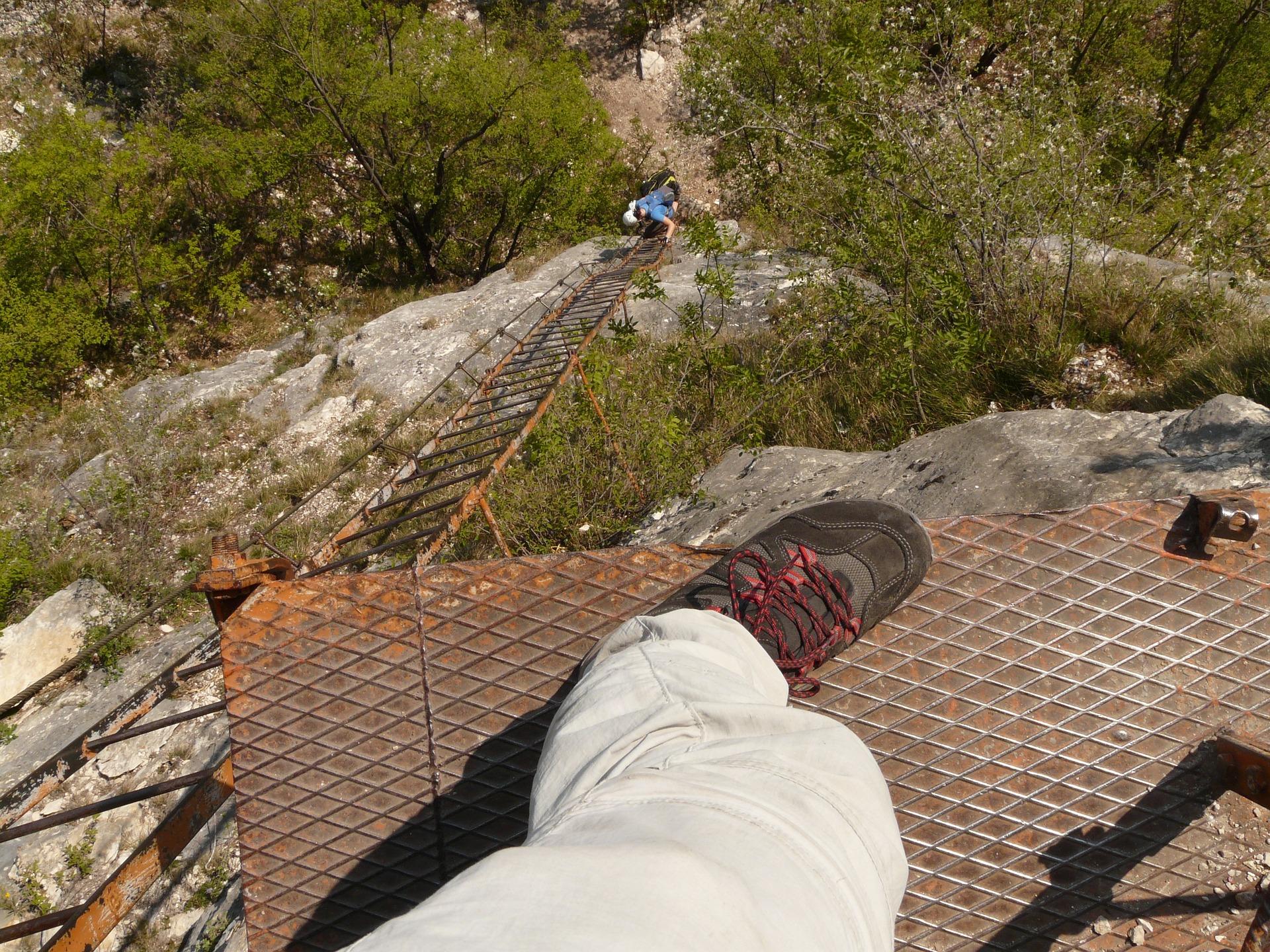 Klettersteigset Anfänger