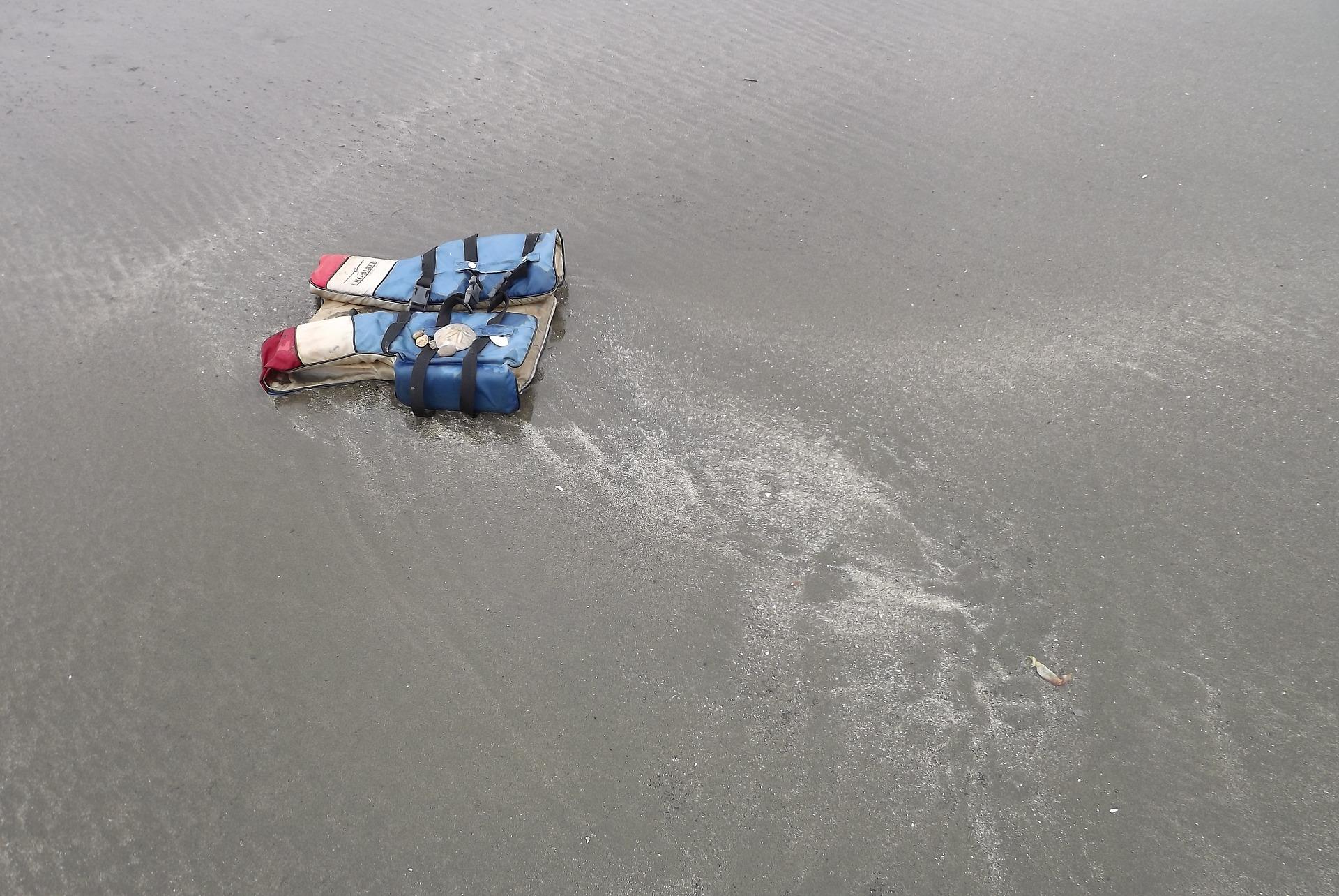 Schwimmweste Notfall