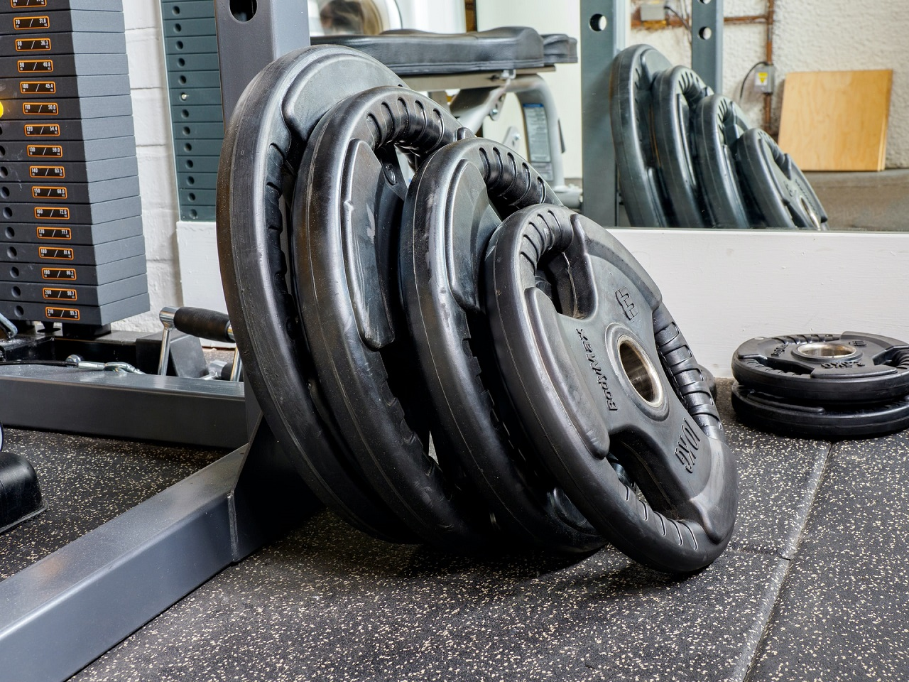Übertreibe es nicht mit dem Gewicht beim trainieren mit der Beinpresse.