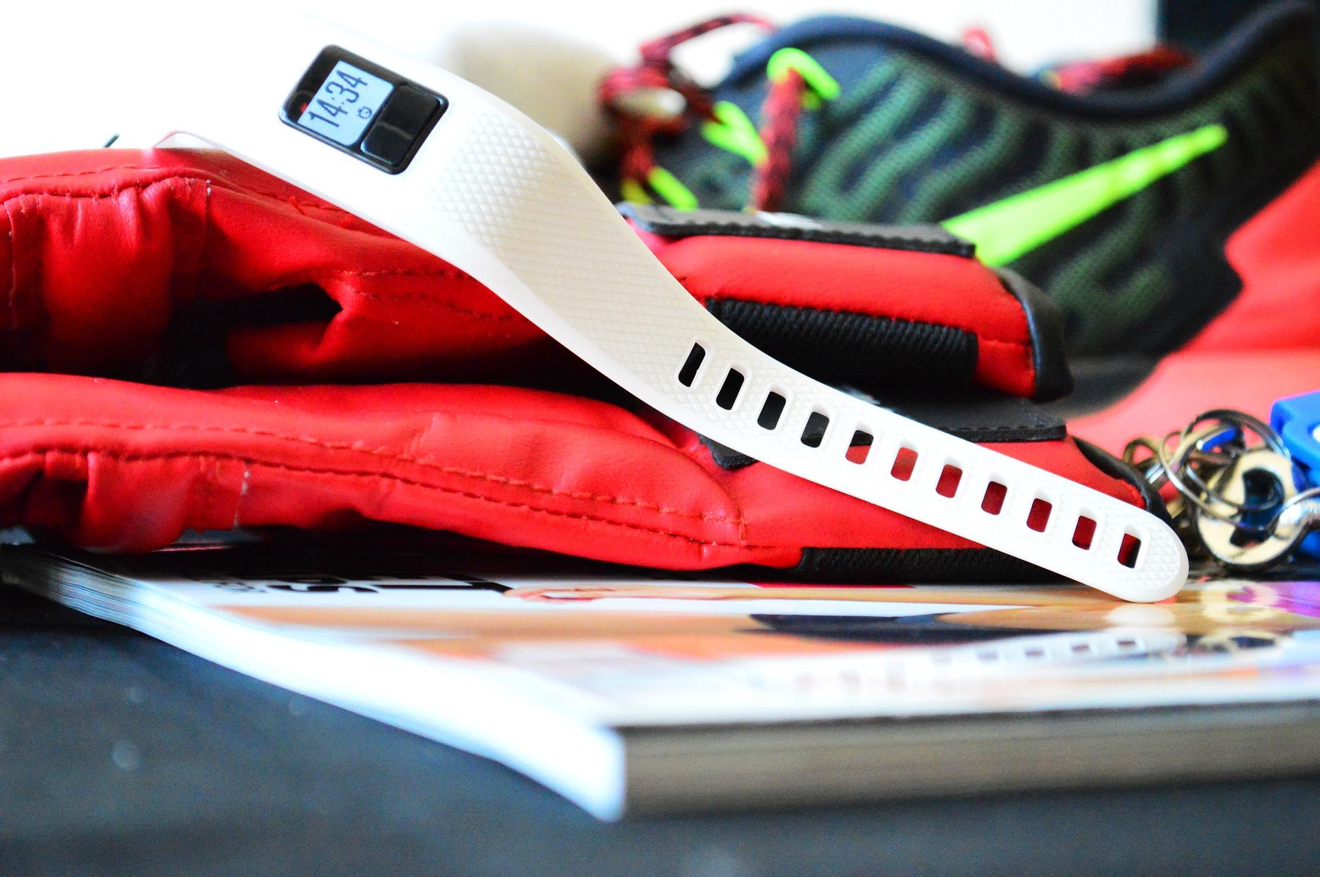 Pulsmesser Sport Puls messen und kontrollieren
