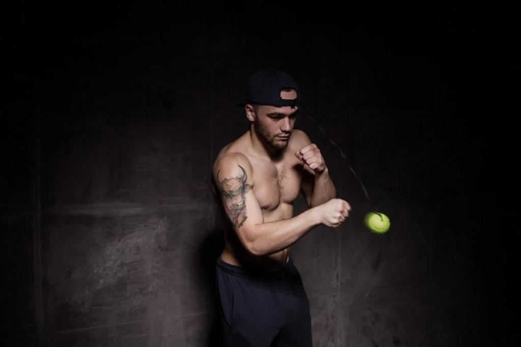 Reflexball Boxen Test