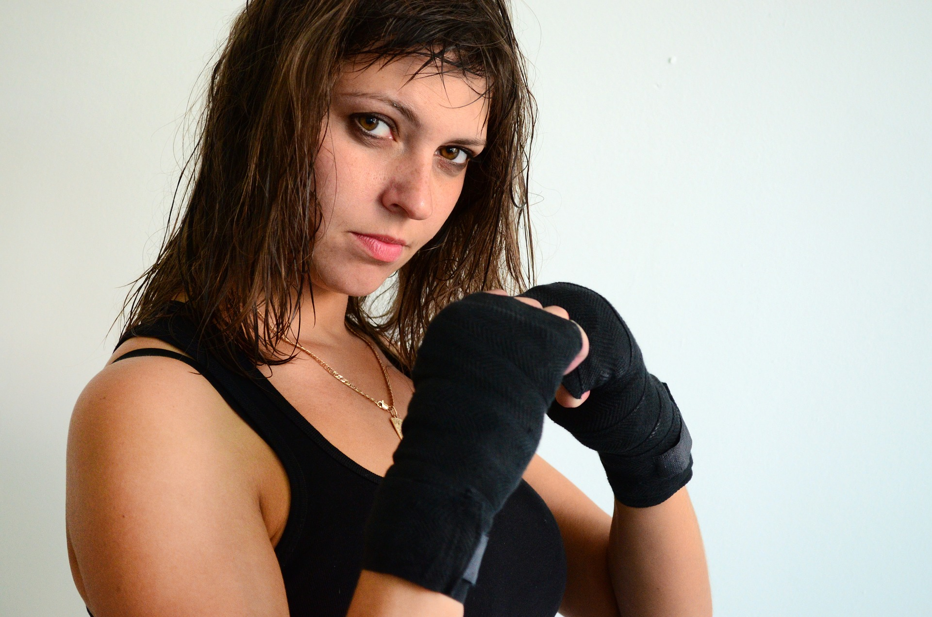 Fitness Handschuhe richtige Sportbekleidung