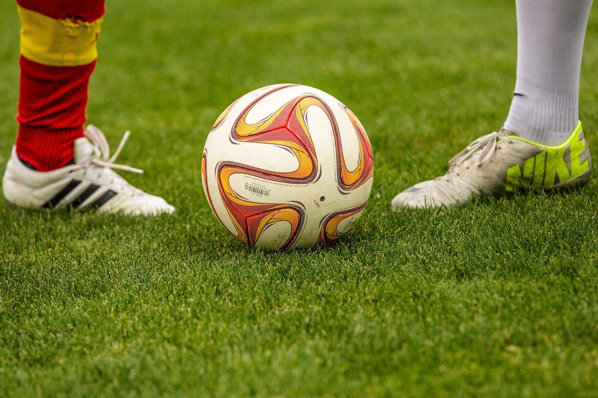 Fussball verschiedene Designs
