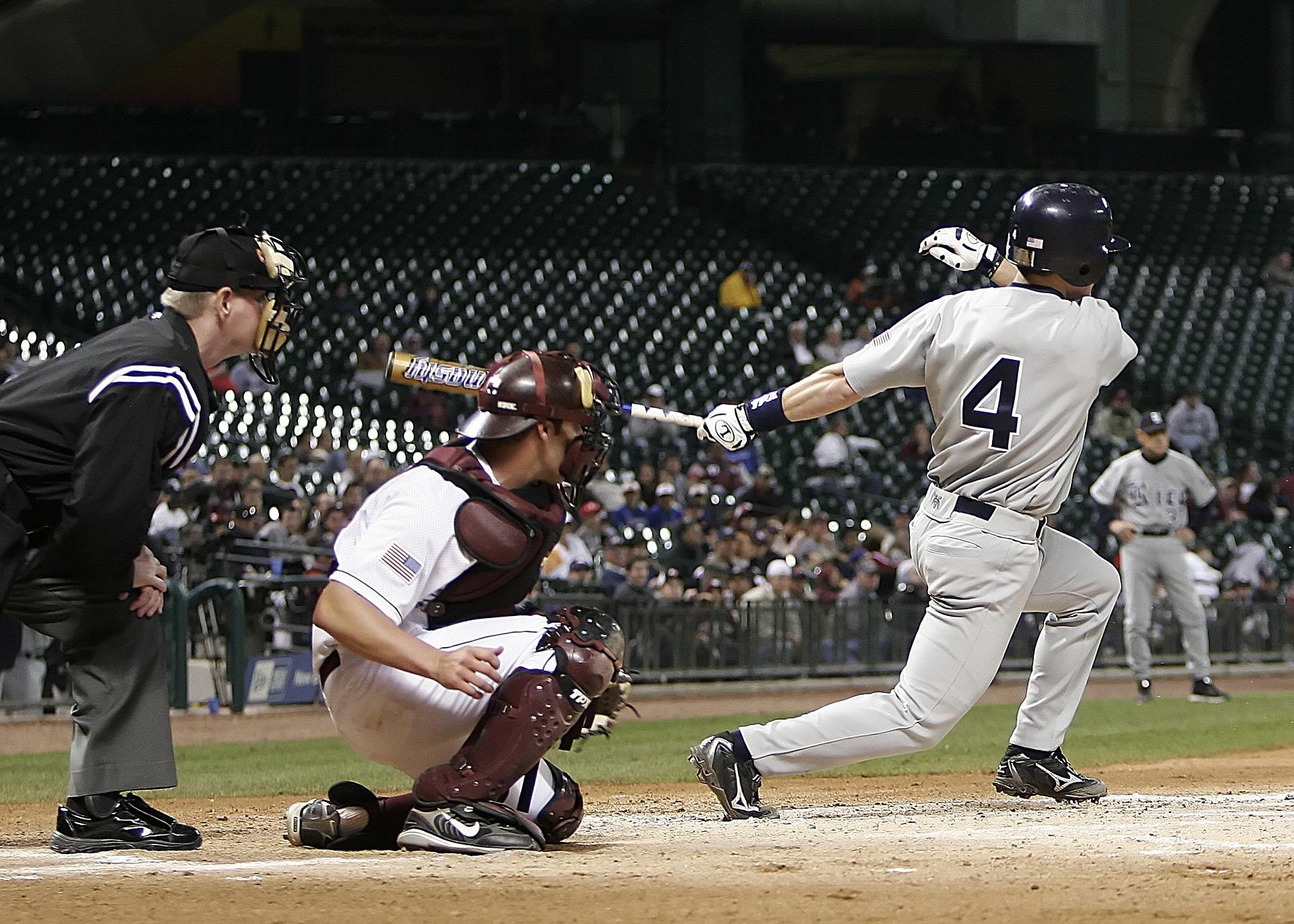 Baseballschlaeger Groesse und Gewicht des Spielers