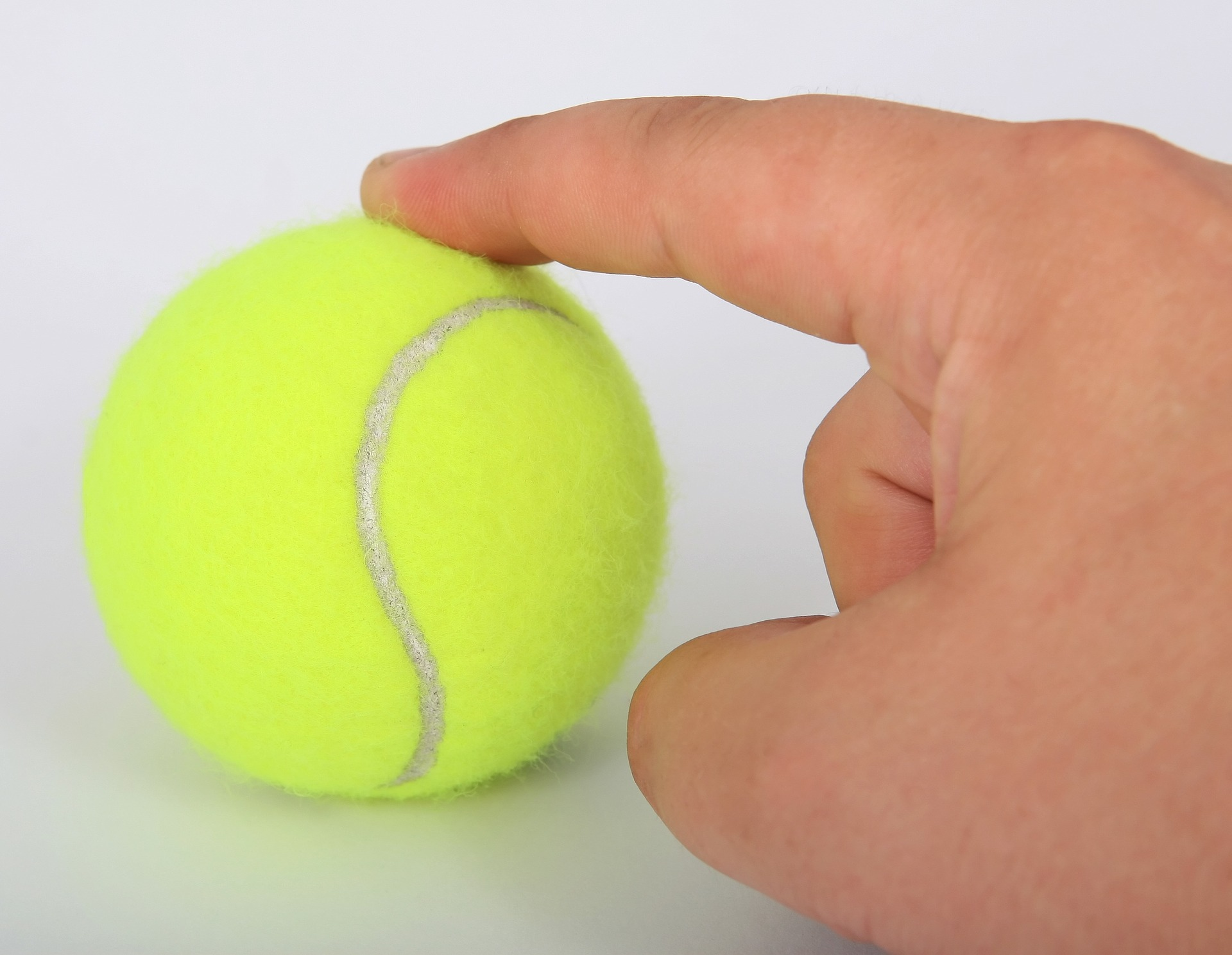 Faszienball Alternative Tennisball
