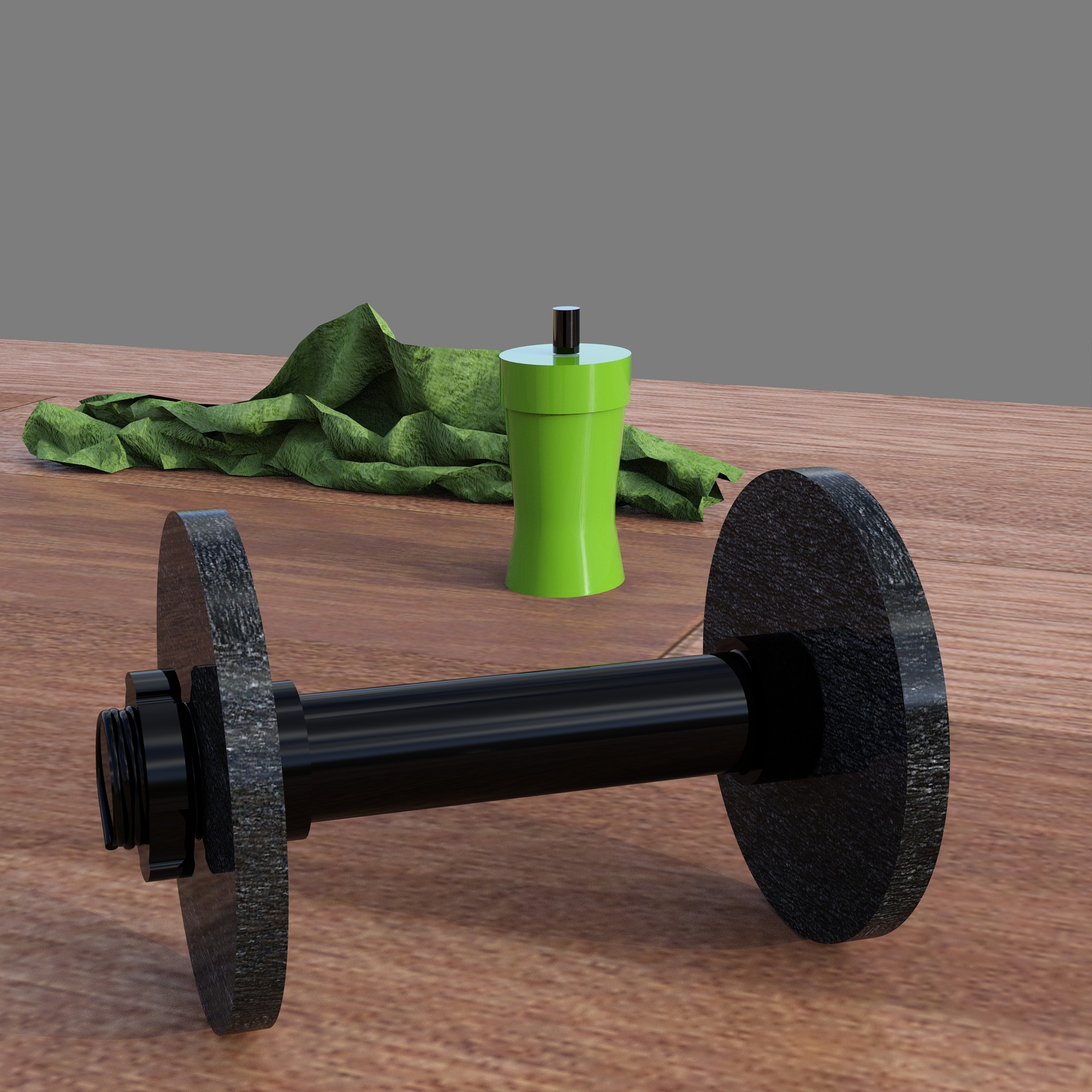 Fitness Handtuch Fitnessstudio