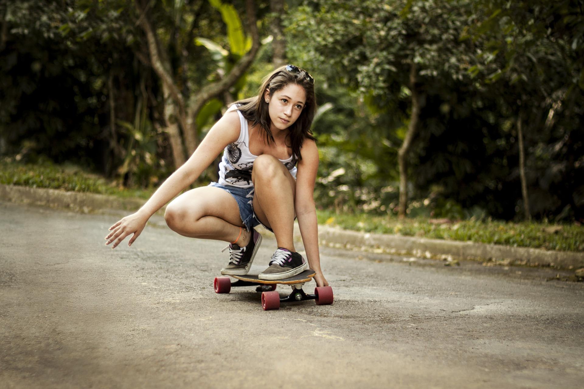 Elektro Skateboard nur auf Privatgrundstueck