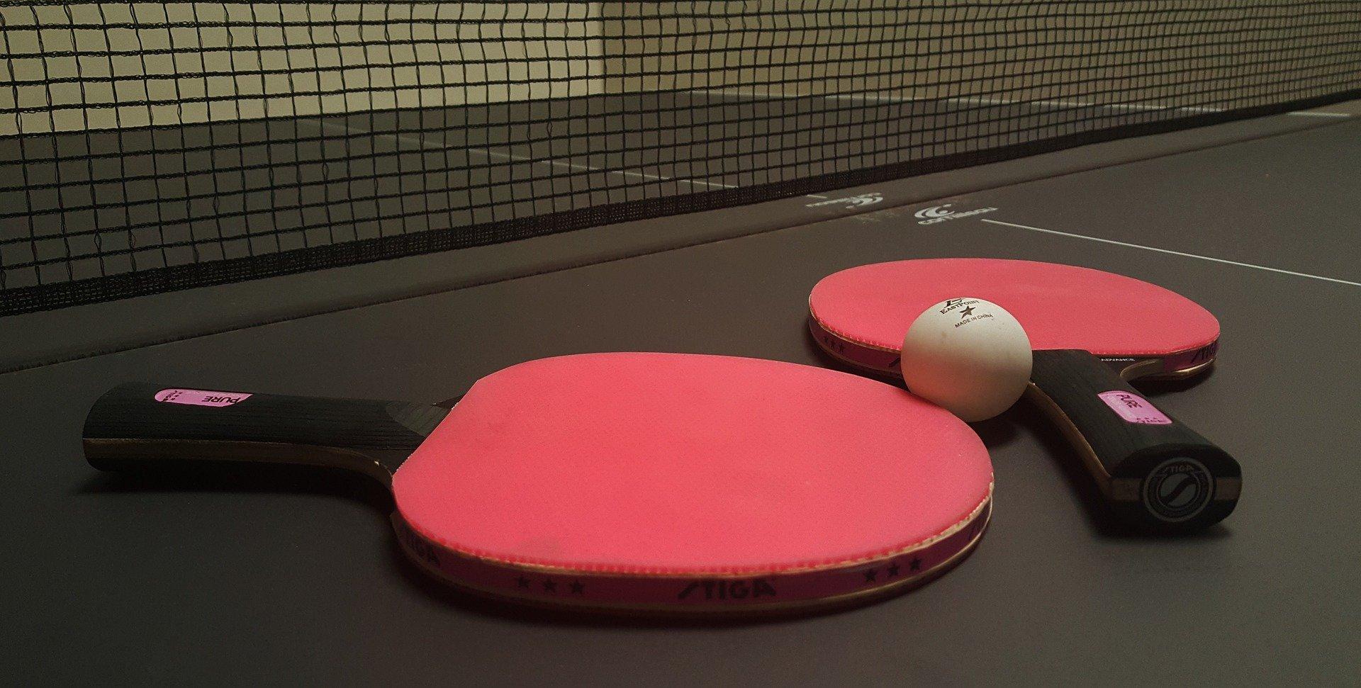 Outdoor Tischtennisplatte auch mobile