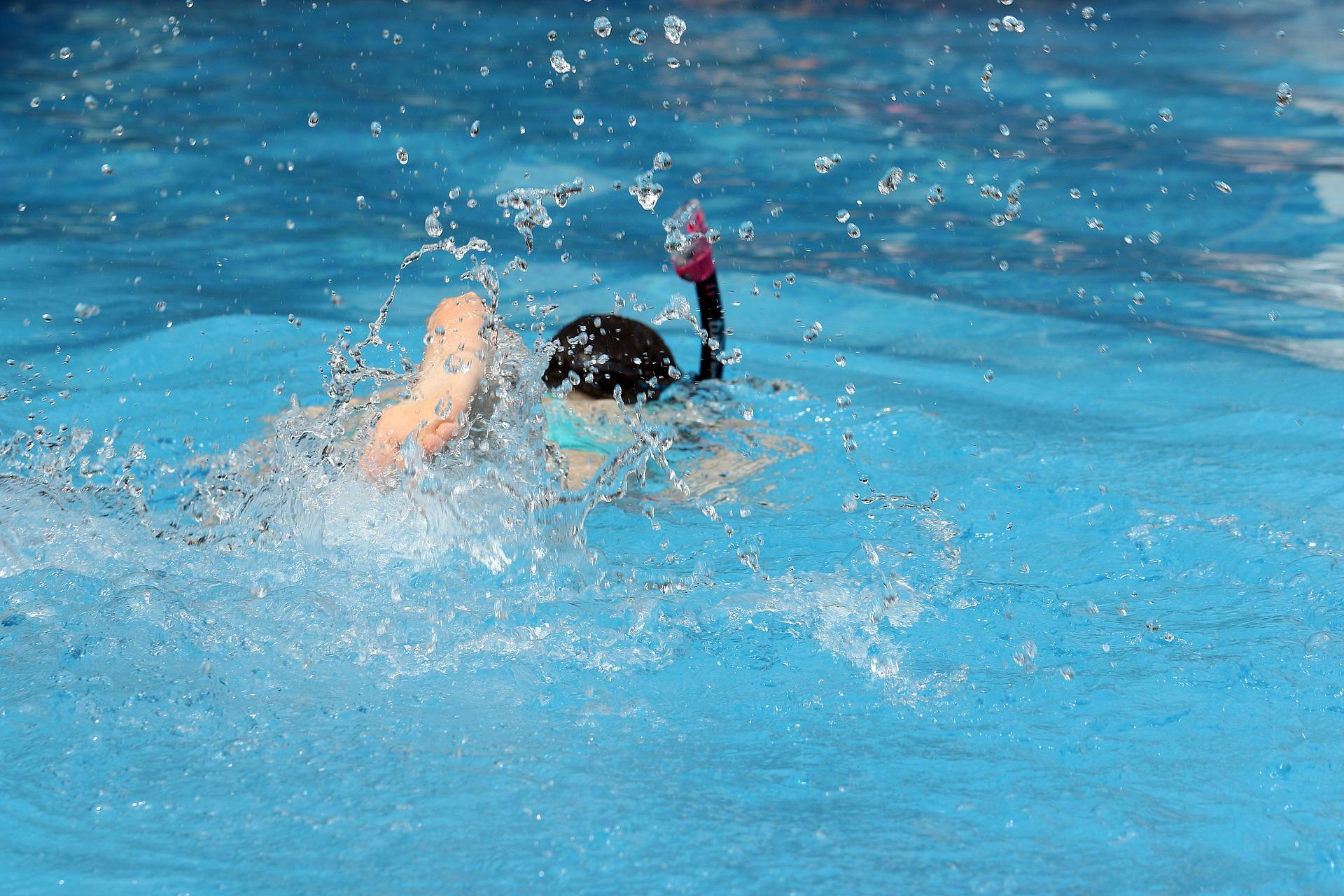Schwimmbrille fuer Kinder Passgenau