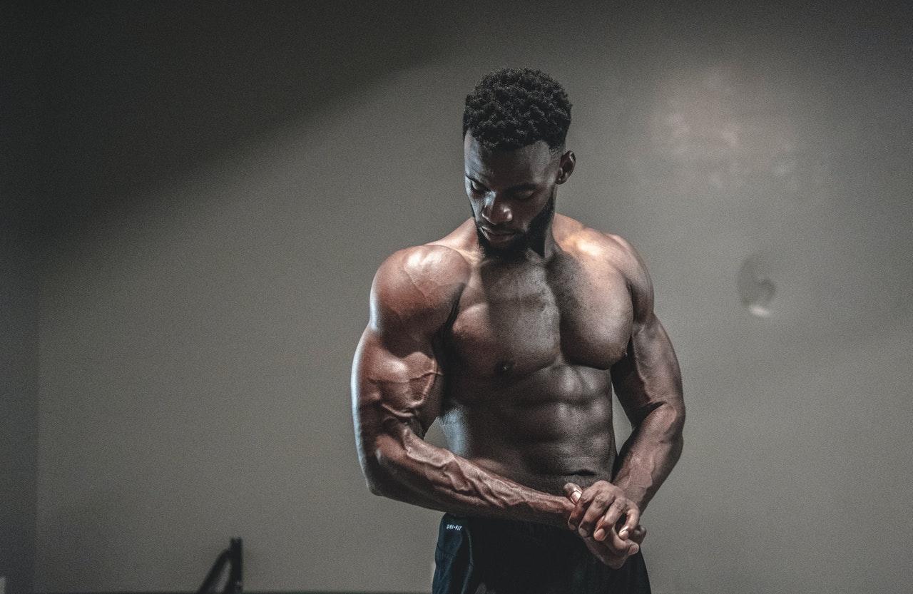 Supplemente für den Muskelaufbau Test
