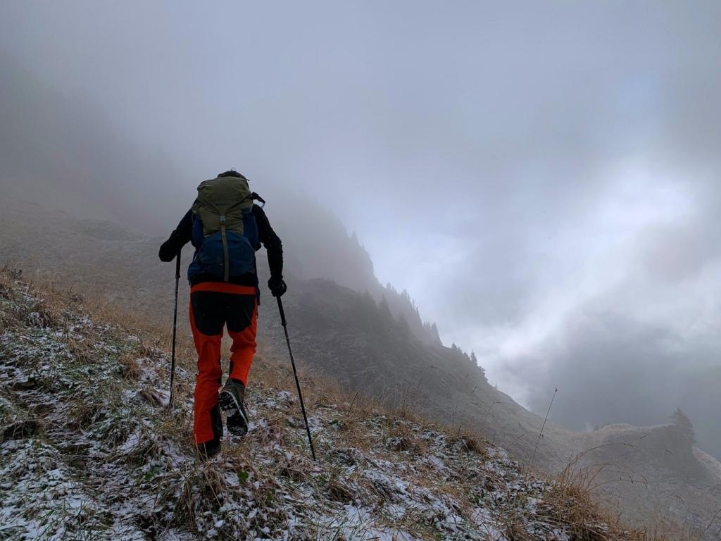Trekkingstöcke Test
