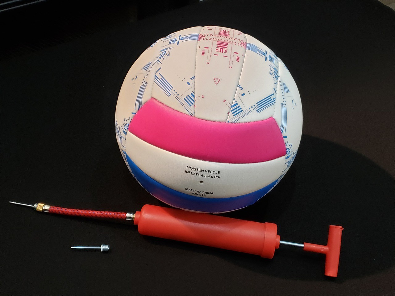 Ballpumpe Test