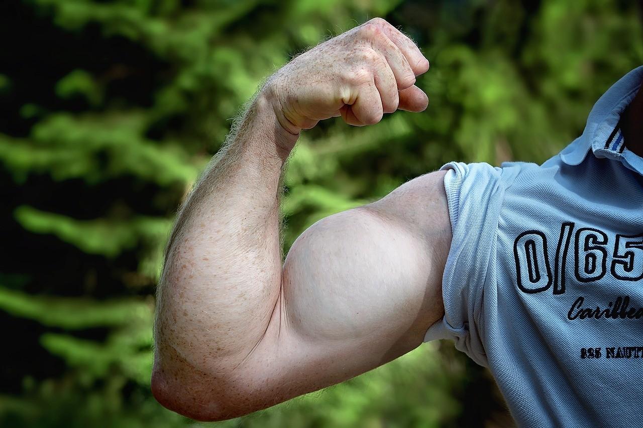 Bei Sportlern ist Maltodextrin als Weight Gainer für einen schnelleren Muskelaufbau bekannt
