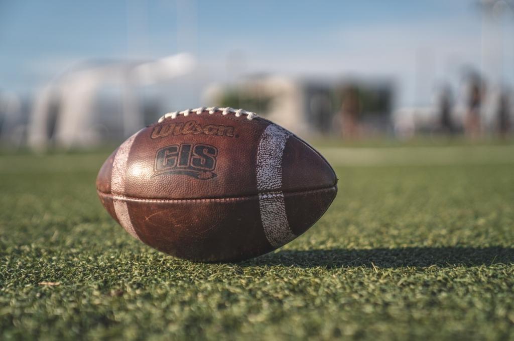 American Football Ball Test