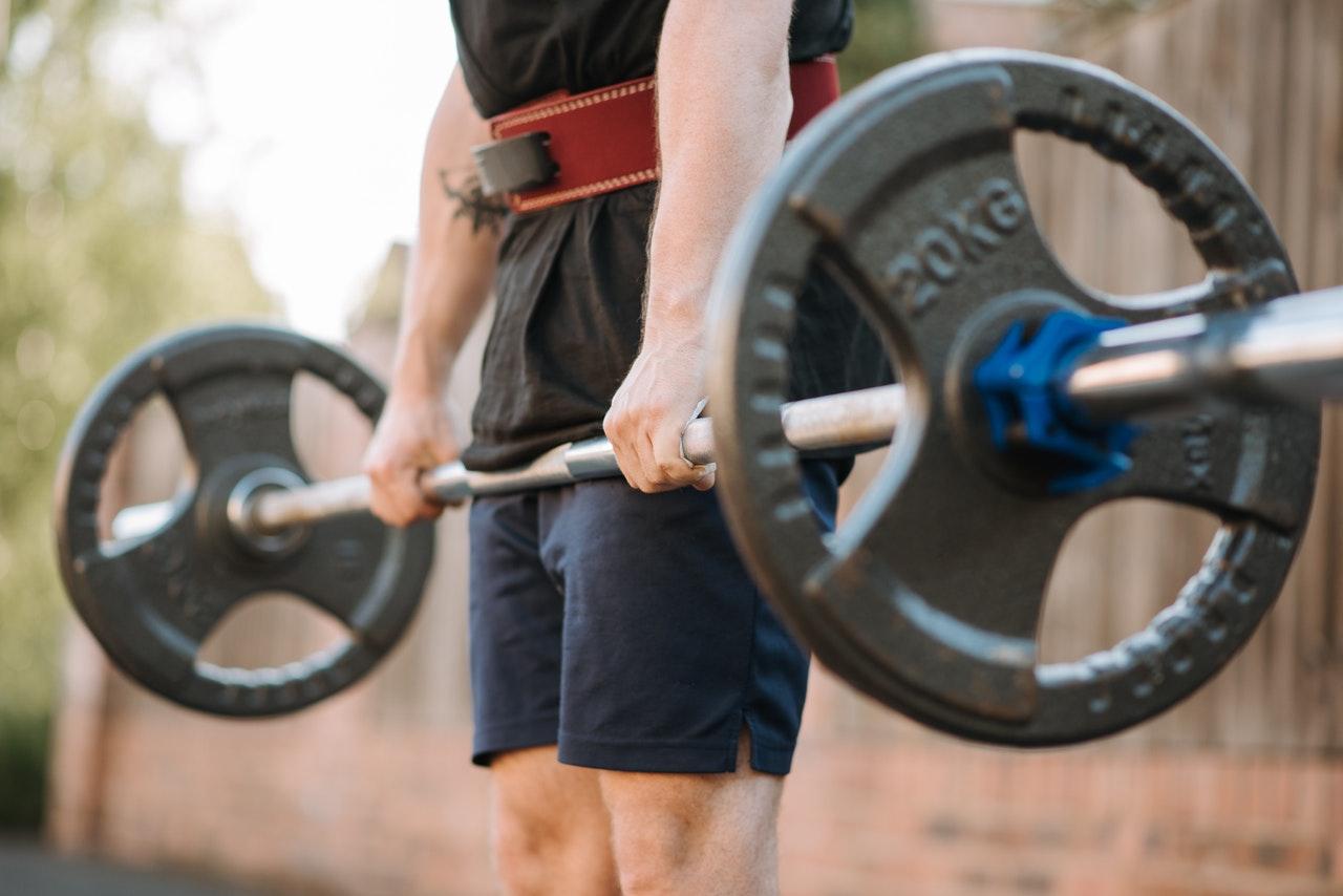 Gewichthebergürtel Test