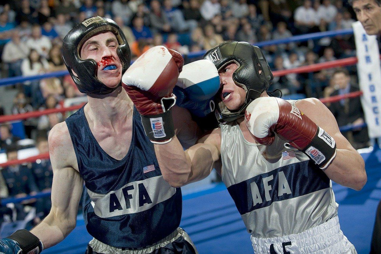 Mundschutz Kampfsport Test