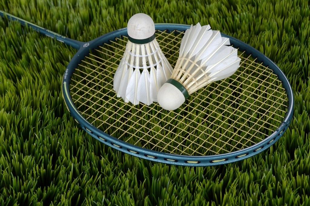 Badminton-Set Test