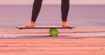Balance-Board Test